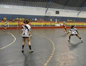 Mogi das Cruzes x Piracicaba Jogos Abertos do Interior handebol (Foto: Cairo Barros)