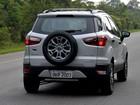 Ford convoca EcoSport, Fusion e New Fiesta para recall