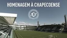 GloboEsporte.com transmite homenagem à Chape, ao vivo (Divulgação/Coritiba)