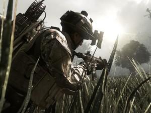 Imagem de 'Call of Duty: Ghosts' mostra o visual da série para a nova geração de videogames (Foto: Divulgação/Activision)