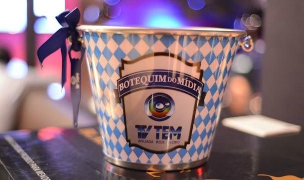 TV TEM comemora o Dia do Mídia com evento para o mercado publicitário da região (Foto: Divulgação / TV TEM)