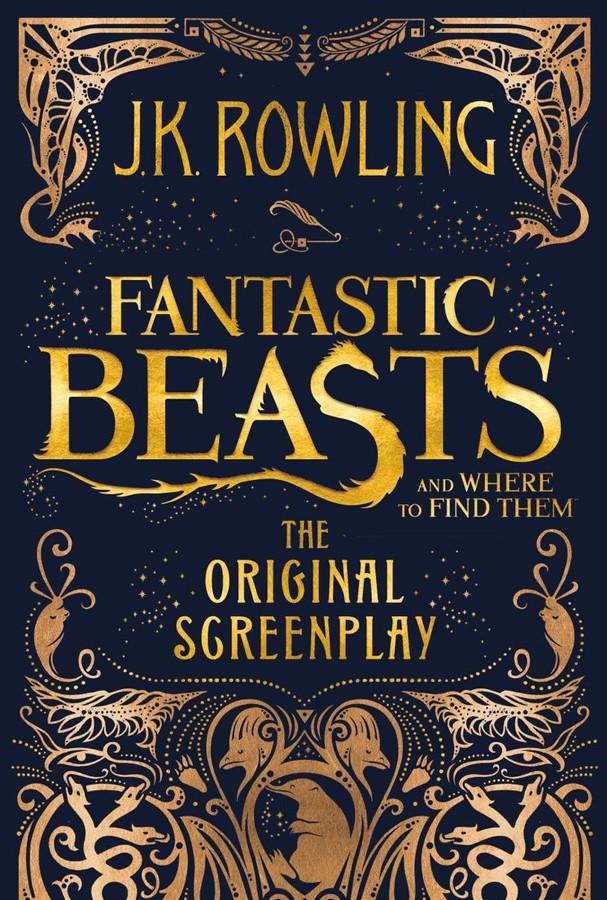 Capa da nova obra literária de J.K. Rowling (Foto: Divulgação)