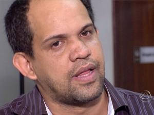Estelionatário confessou crimes à polícia e explicou dinâmica usada (Foto: Reprodução/ TV Morena)