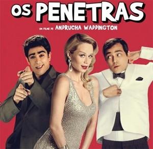 """""""Os Penetras"""" é a próxima estreia da Globo Filmes, veja o trailler no programa (Foto: Reprodução/Globo Filmes)"""