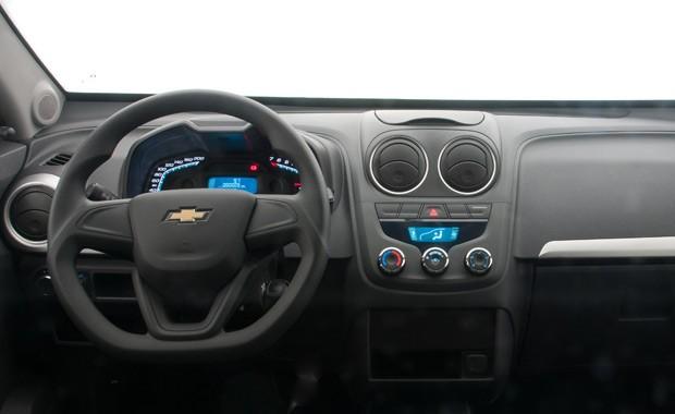 Chevrolet Montana (Foto: Divulgação)