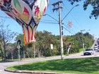 Queda de balões e pipas deixam 228 mil sem energia na região em 2015