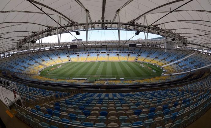 tour problemas maracanã  (Foto: André Durão / Globoesporte.com)