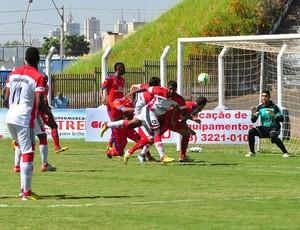 Grêmio Prudente x Taboão da Serra - Campeonato Paulista da Segunda Divisão (Foto: Rodolfo Lesse / Cedida)