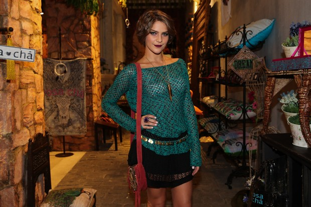 Isabella Santoni (Foto: Manuela Scarpa / PhotorioNews)