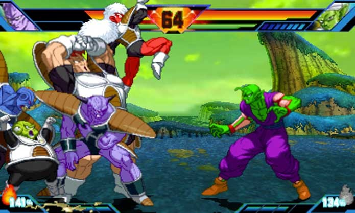 Dragon Ball Z: Extreme Butoden (Foto: Divulgação/Bandai Namco)