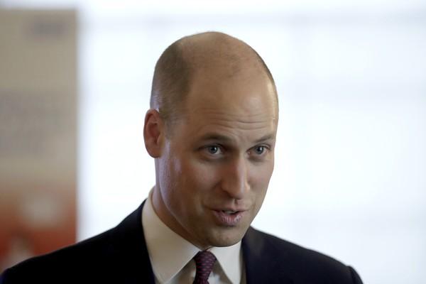 Príncipe William raspou o cabelo após constante perda de cabelo (Foto: Getty Images)