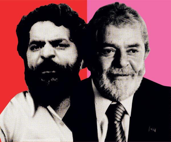 Metamorfose do lulismo (Foto: Adriano Machado/Ed. Globo e reprodução)