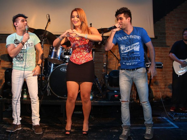 Geisy Arruda (Foto:  Danilo Carvalho / Ag. Fio Condutor/Divulgação)
