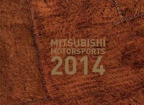 Livro Mitsubishi Motorsports 2014 (Foto: Divulgação)
