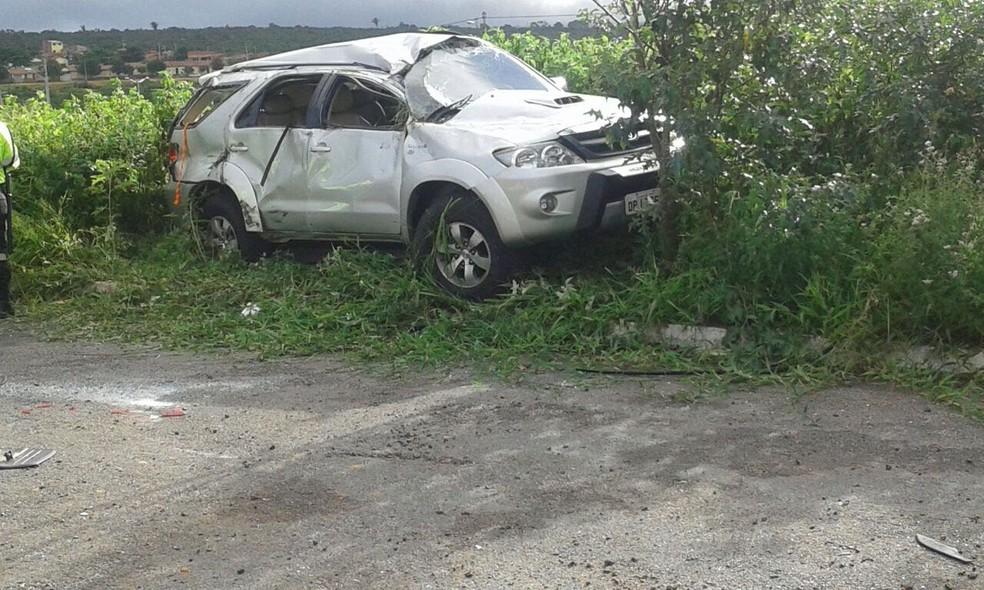 Polícia registrou 29 acidentes nas rodovias estaduais do Ceará durante feriado prolongado.  (Foto: Arquivo G1)