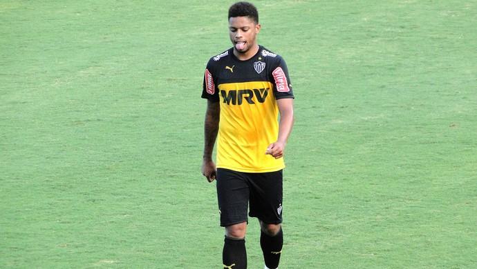 André Treino Atlético-mg (Foto: Léo Simonini)
