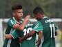 Paulista sub-20: Palmeiras tropeça em casa, mas fica a uma vitória da decisão