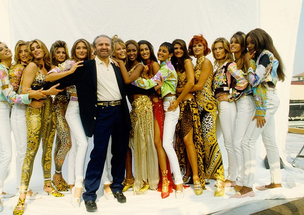 Gianni Versace foi assassinado em 1997 (Foto: Getty Images)