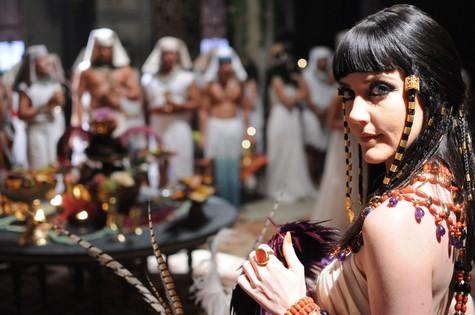 Larissa Maciel em 'José do Egito' (Foto: Michel Angelo/Record)