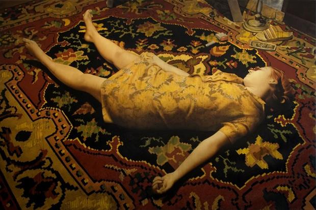 Gemada: Por debaixo do tapete (Foto: Fran Parente / divulgação)