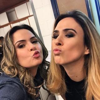 Ana Paula Renault e Tata Werneck (Foto: Reprodução/Instagram)