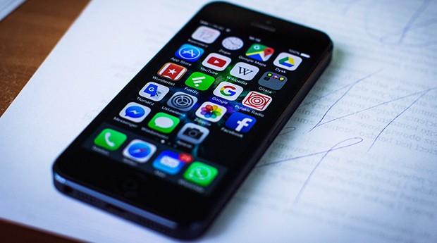 Aplicativos, iPhone, Smartphone (Foto: Pexels)