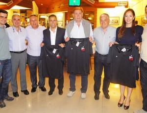 Delegação Espanha visita Itu (Foto: Divulgação)