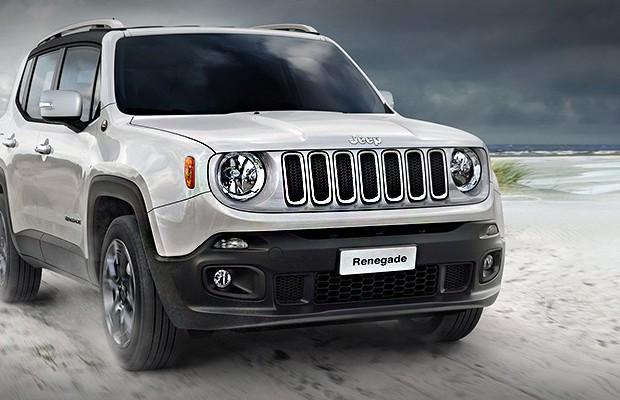 Vendas de Jeep Renegade superam Honda HR-V em prévia de julho
