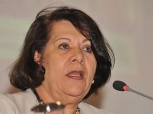 A corregedora-nacional de Justiça, Eliana Calmon (Foto: Elza Fiúza/ABr)