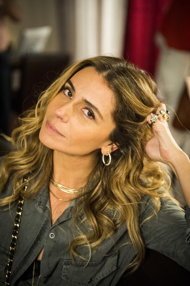 Giovanna Antonelli (Foto: João Miguel Junior/TV Globo)