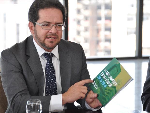 Valdecir Pascoal, presidente do Tribunal de Contas do Estado de Pernambuco. (Foto: Divulgação / TCE)