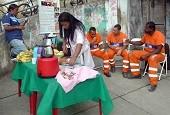 Projeto ReciclAção é alternativa no Rio                       (Divulgação)