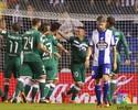 Ex-Timão, Luciano faz gol na estreia, e Leganés bate o La Coruña de virada