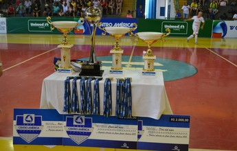 Copa Centro América de Futsal tem primeiros classificados à terceira fase