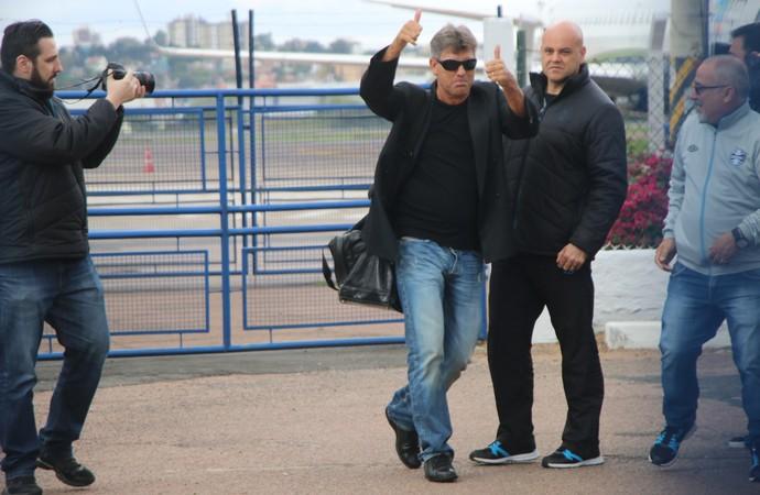 Renato Grêmio (Foto: Eduardo Moura/GloboEsporte.com)