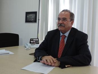 Secretário de Justiça e Direitos Humanos, Pedro Eurico (Foto: Katherine Coutinho / G1)