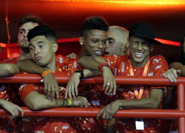 Neymar (Foto: Movimento Fixo/AgNews)