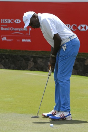 Mario Sérgio - Fundo de Quintal - golfe (Foto: Zeca Resendes)