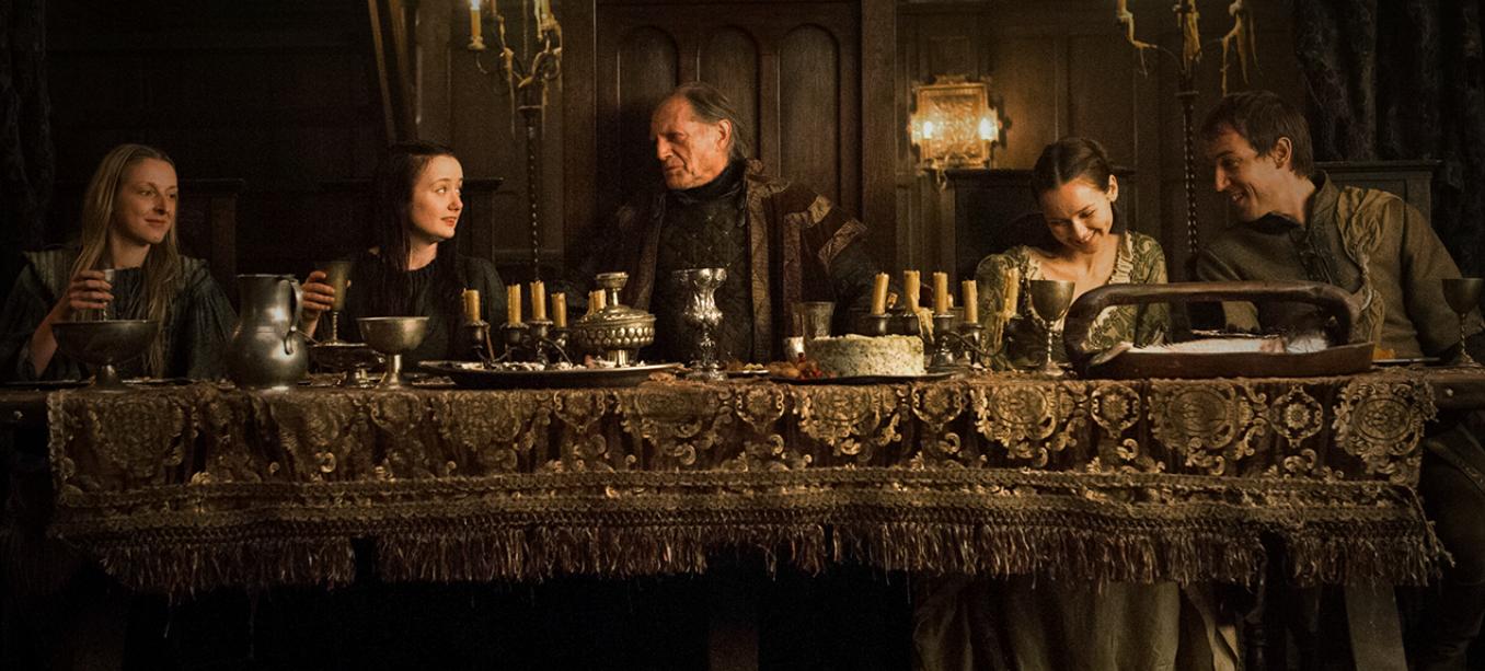 """""""Red Wedding"""" em 'Game of Thrones' (Foto: Divulgação)"""