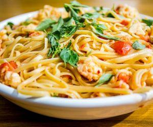 Bavette com lagosta: receita da Carolina Ferraz