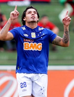 Ricardo Goulart Cruzeiro x Flamengo (Foto: Célio Messias/Agência Estado)