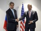 Kerry afirma que EUA não desejam isolamento da Rússia