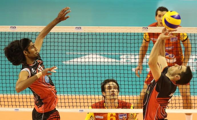 rapha Al-Rayyan vôlei mundial de clubes  (Foto: FIVB)