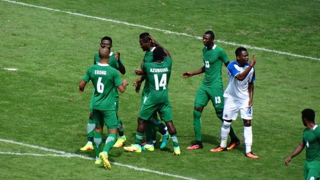 Honduras x Nigéria - Jogos Olímpicos - Futebol masculino 2016-2016 ... 9934e184cfa60