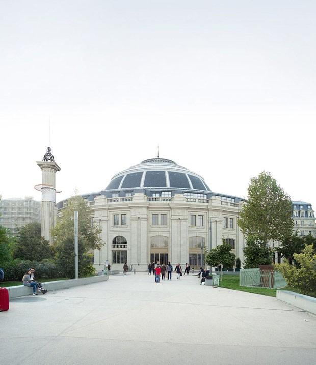 Tadao Ando cria novo museu de arte em edifício histórico (Foto: Divulgação)