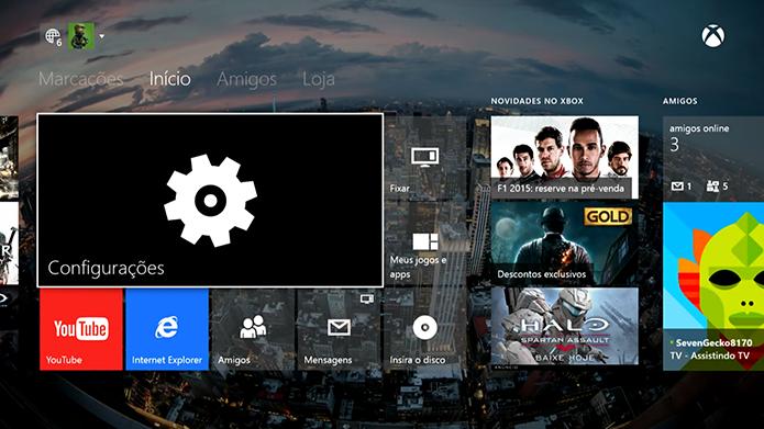 Como deletar informações de cartões de crédito na Xbox Live e PSN (Foto: Reprodução/Murilo Molina)