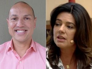 Fly e Mara Luquet dão dicas sobre economia doméstica (Foto: Gshow/TV Globo)