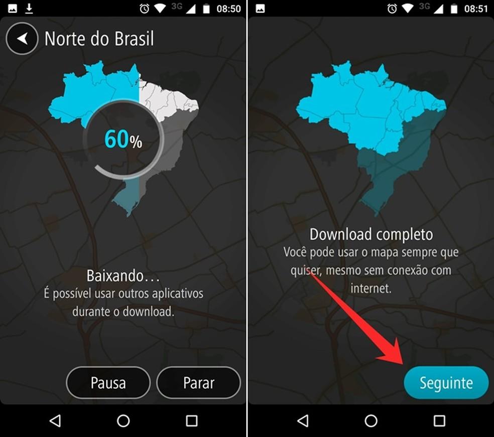 Saiba como usar o TomTom Go Brasil App de Gps para Android | SetupGSM