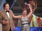 Adriana Esteves é a atriz do ano! Veja os outros vencedores do Melhores do Ano