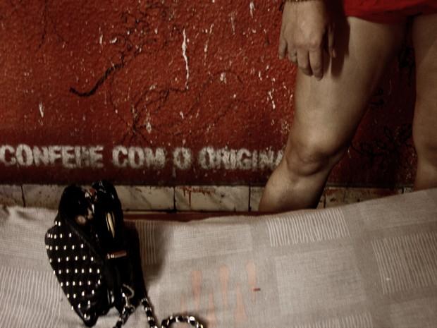 Imagem que dá nome ao livro do fotógrafo Roberto Abreu. (Foto: Roberto Abreu/ Divulgação)